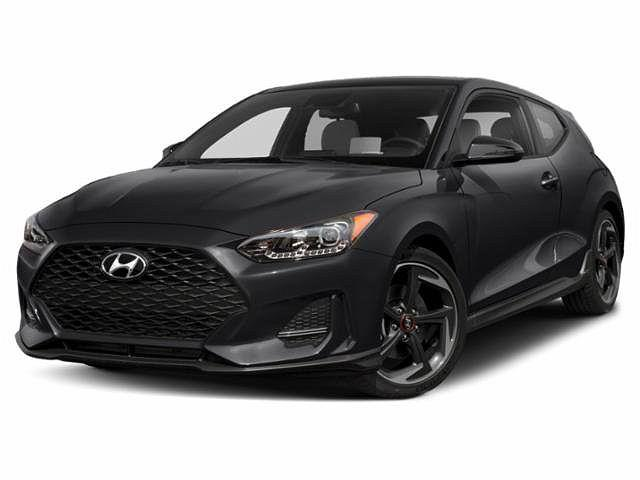 2020 Hyundai Veloster Turbo for sale in Palatine, IL
