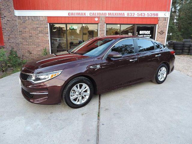 2018 Kia Optima LX for sale in New Caney, TX