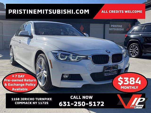 2018 BMW 3 Series 330i xDrive for sale in Commack, NY