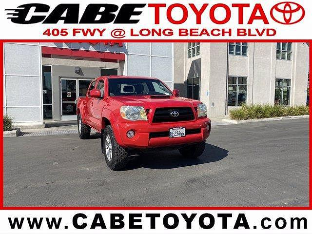 2007 Toyota Tacoma 4WD Double 128 V6 AT (Natl) for sale in Long Beach, CA