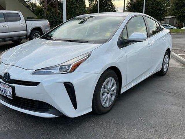 2021 Toyota Prius LE for sale in Palo Alto, CA
