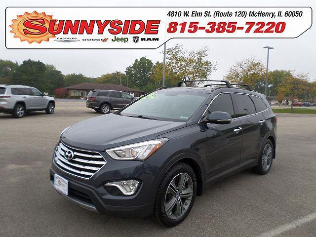 2016 Hyundai Santa Fe SE for sale in McHenry, IL