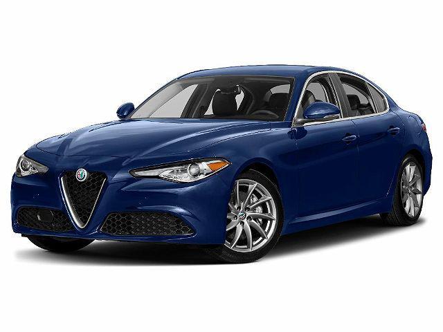 2019 Alfa Romeo Giulia Ti Sport Carbon for sale in Sterling, VA