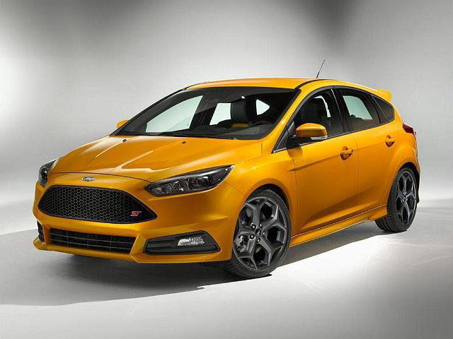 2017 Ford Focus ST for sale in Salem, OH