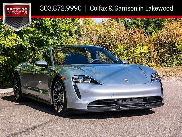 2020 Porsche Taycan 4S for sale in Lakewood, CO