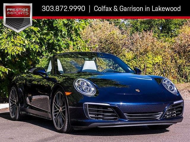 2019 Porsche 911 Carrera 4S for sale in Lakewood, CO