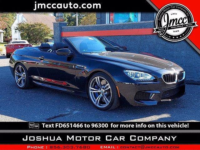 2015 BMW M6 2dr Conv for sale in Pennsauken, NJ