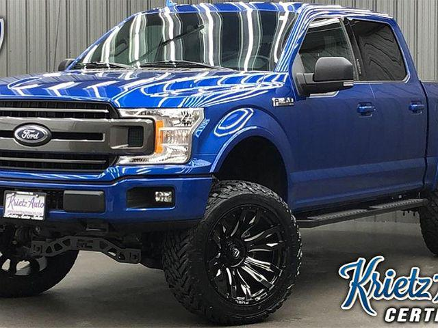 2018 Ford F-150 XLT for sale in Frederick, MD