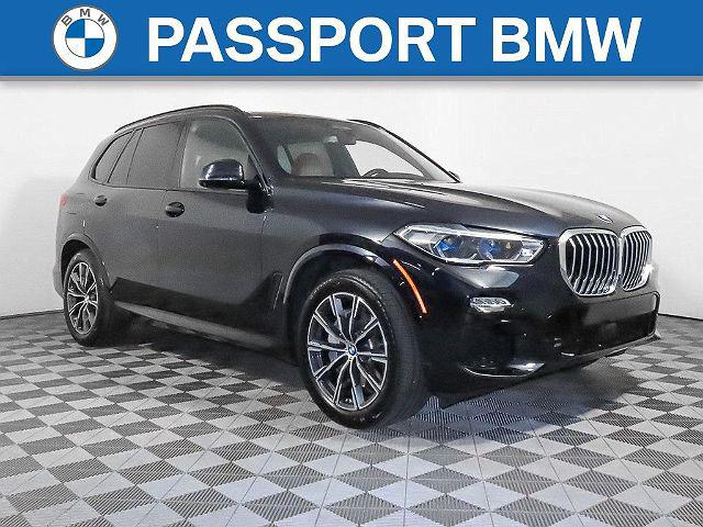 2021 BMW X5 xDrive45e for sale in Marlow Heights, MD