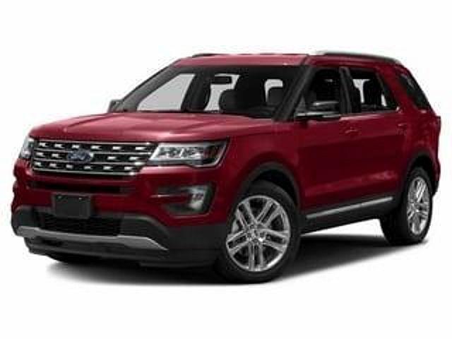 2017 Ford Explorer XLT for sale in Valparaiso, IN