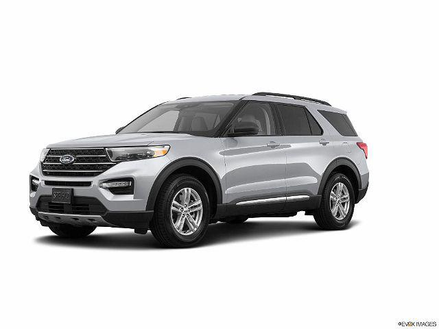 2020 Ford Explorer XLT for sale in Valparaiso, IN