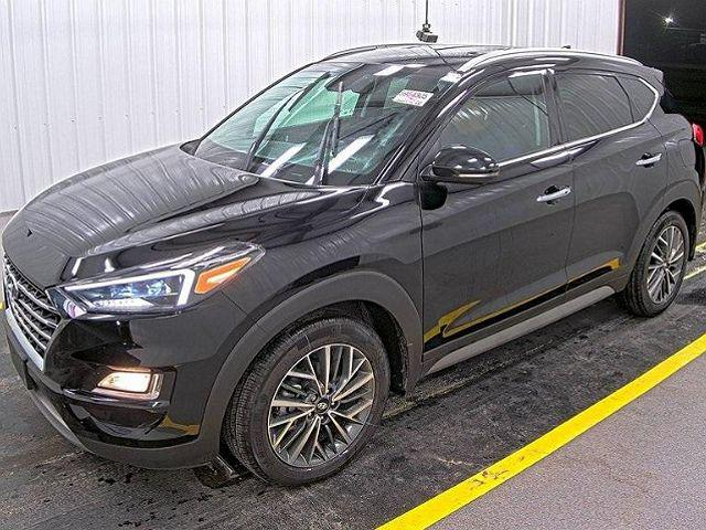 2020 Hyundai Tucson Limited for sale in Riverdale, GA
