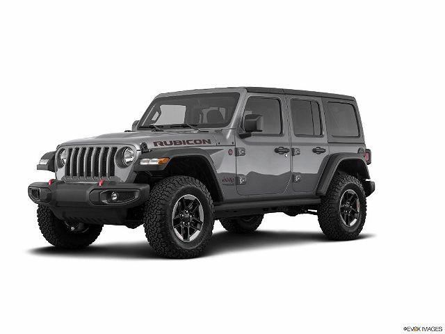 2019 Jeep Wrangler Unlimited Rubicon for sale near Chantilly, VA