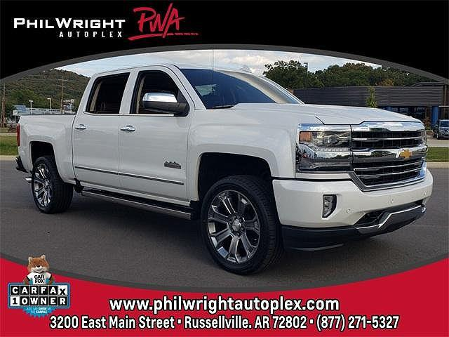 2018 Chevrolet Silverado 1500 High Country for sale in Russellville, AR