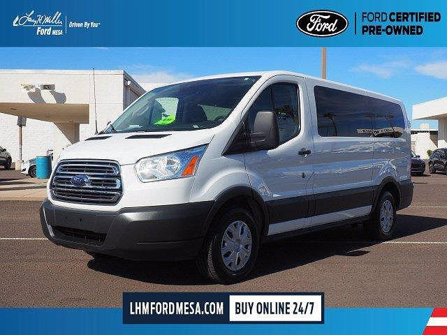 2018 Ford Transit Passenger Wagon XLT for sale in Mesa, AZ