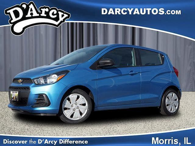 2017 Chevrolet Spark LS for sale in Morris, IL