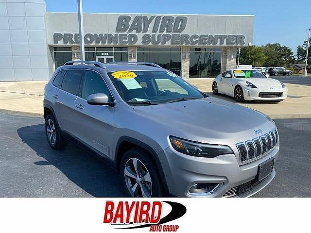 2020 Jeep Cherokee Limited for sale in Paragould, AR