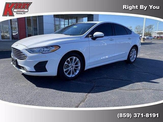 2020 Ford Fusion SE for sale in Florence, KY