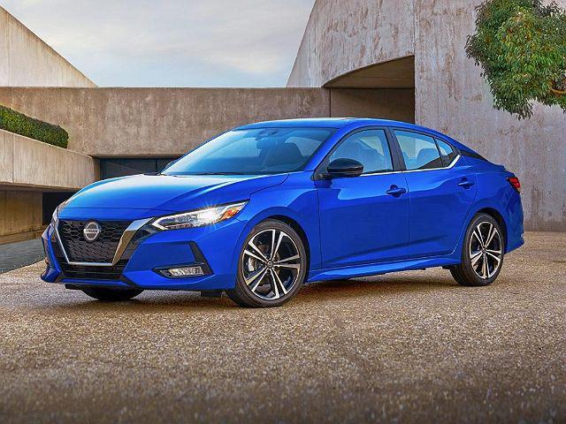 2021 Nissan Sentra SV for sale in Matteson, IL