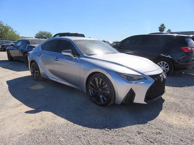 2021 Lexus IS IS 350 F SPORT for sale in Tucson, AZ
