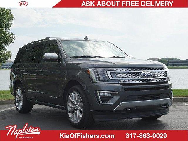 2019 Ford Expedition Platinum for sale in Fishers, IN