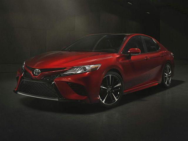 2019 Toyota Camry SE for sale in Suitland, MD