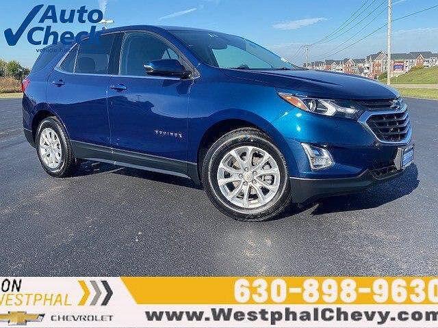 2019 Chevrolet Equinox LT for sale in Aurora, IL