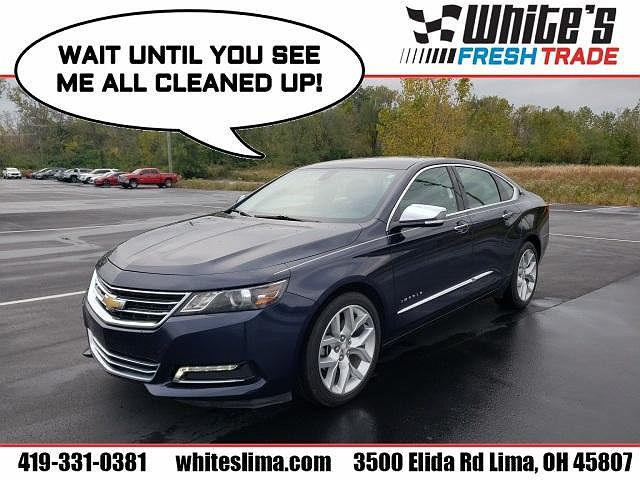 2019 Chevrolet Impala Premier for sale in Lima, OH