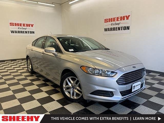 2013 Ford Fusion SE for sale in Warrenton, VA