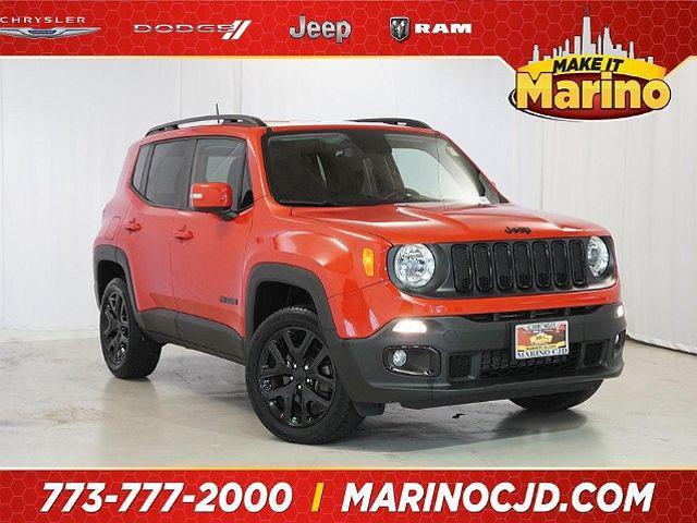 2018 Jeep Renegade Altitude for sale in Chicago, IL