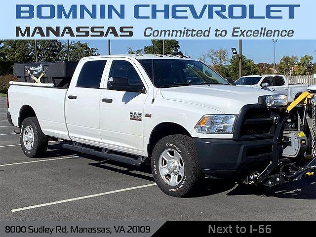2016 Ram 3500 Tradesman for sale in Manassas, VA