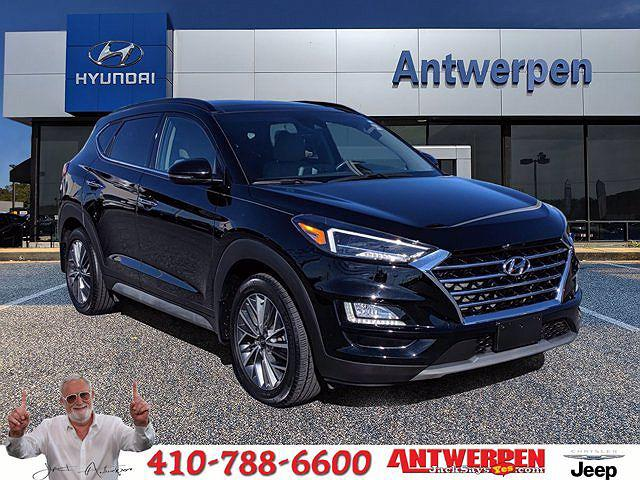 2020 Hyundai Tucson Ultimate for sale in Baltimore, MD