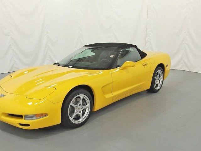 2003 Chevrolet Corvette 2dr Convertible for sale in Clinton Township, MI