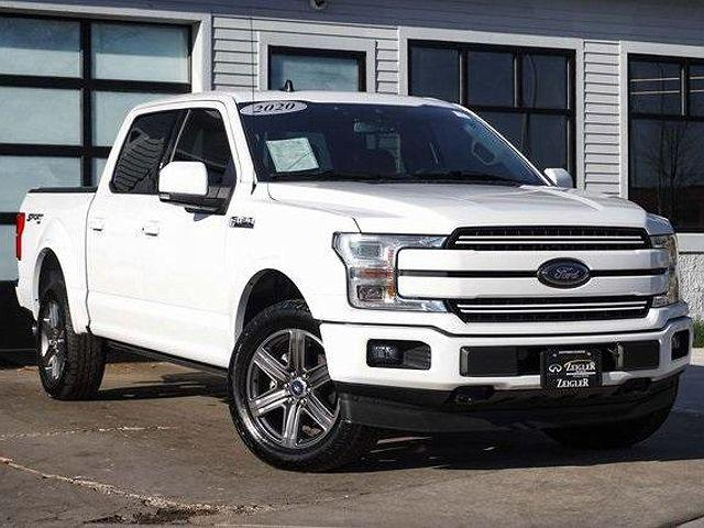 2020 Ford F-150 Lariat for sale in Hoffman Estates, IL