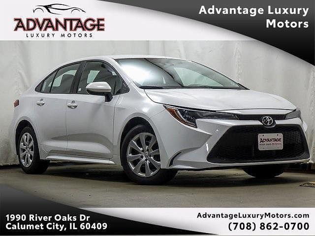 2021 Toyota Corolla LE for sale in Calumet City, IL