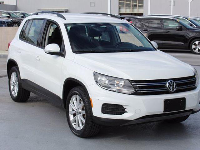 2017 Volkswagen Tiguan S for sale in Fairfax, VA