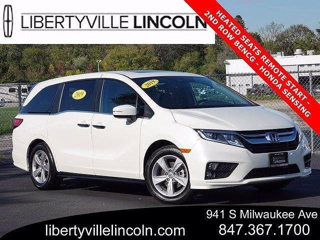 2019 Honda Odyssey EX-L for sale in Libertyville, IL