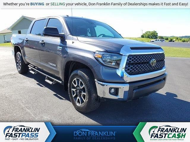 2019 Toyota Tundra 4WD SR5 for sale in Somerset, KY