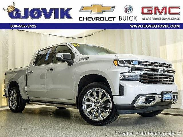 2021 Chevrolet Silverado 1500 High Country for sale in Sandwich, IL