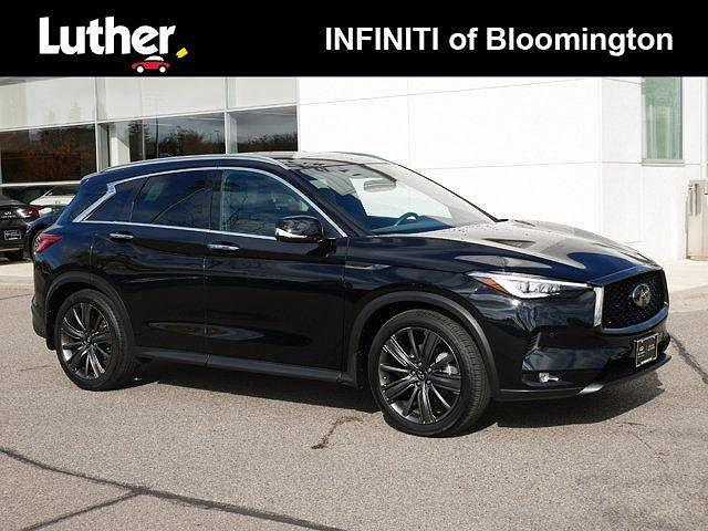 2020 INFINITI QX50 ESSENTIAL for sale in Bloomington, MN