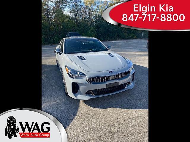 2021 Kia Stinger GT2 for sale in Elgin, IL