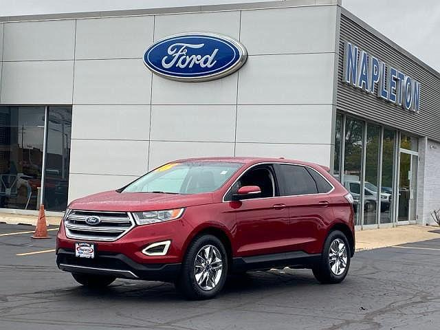 2016 Ford Edge SEL for sale in Libertyville, IL