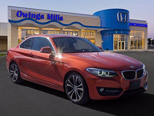 2017 BMW 2 Series 230i xDrive for sale in Owings Mills, MD