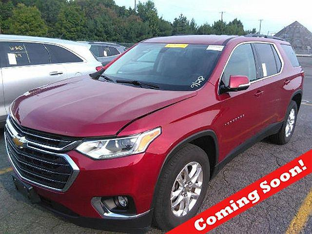 2019 Chevrolet Traverse LT Cloth for sale in Streetsboro, OH