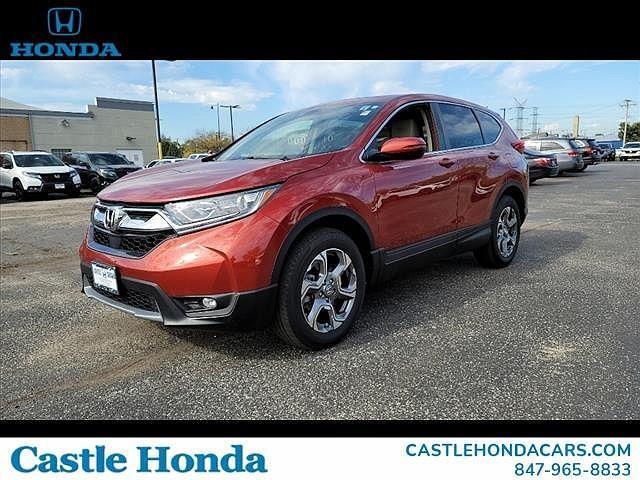 2018 Honda CR-V EX for sale in Morton Grove, IL