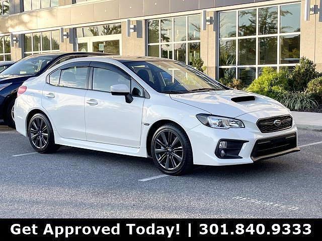 2020 Subaru WRX Manual for sale in Gaithersburg, MD