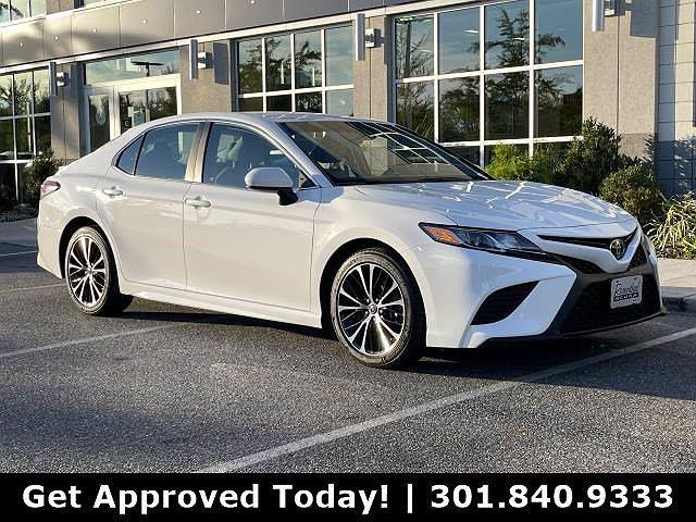 2018 Toyota Camry LE for sale in Gaithersburg, MD