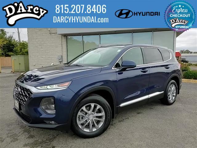 2020 Hyundai Santa Fe SEL for sale in JOLIET, IL