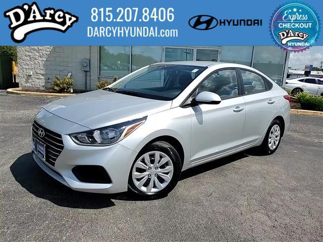2019 Hyundai Accent SE for sale in JOLIET, IL