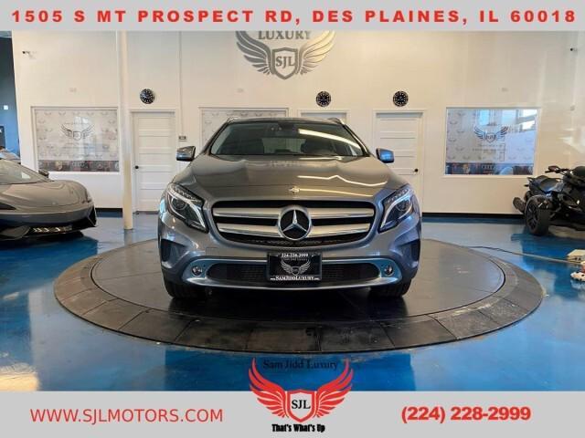 2015 Mercedes-Benz GLA-Class GLA 250 for sale in Des Plaines, IL
